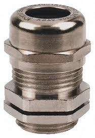 METAL GLAND WITH LOCKNUT HANDYPACK - Metal Gland MG12, Metal Locknut ML12